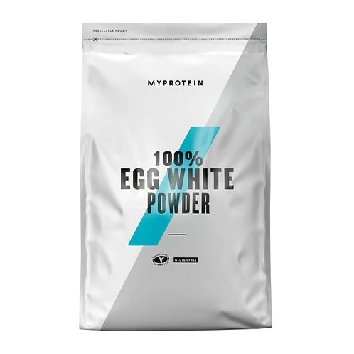 MYPROTEIN Egg white powder яичный протеин  1кг без вкуса