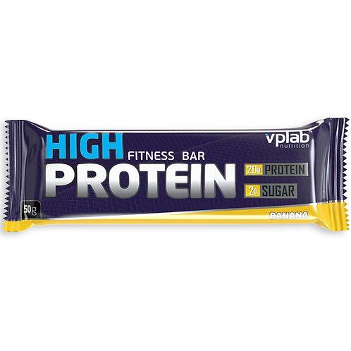 VPlab батончик High Protein 100г