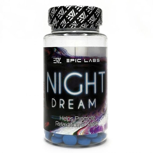 Epic Labs Night Dream предсонник 60капс.