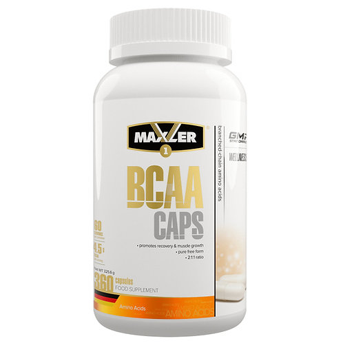 Maxler BCAA Caps 180/240/360капс