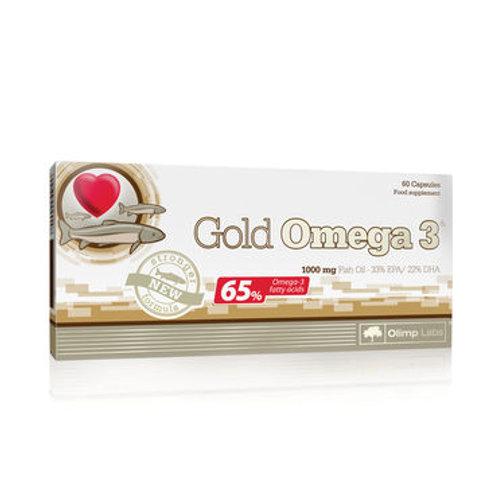 OLIMP Gold Omega-3 65% 60капс