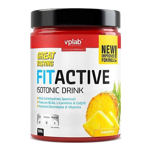 VPLab FitActive Isotonic Drink изотоник 500гр