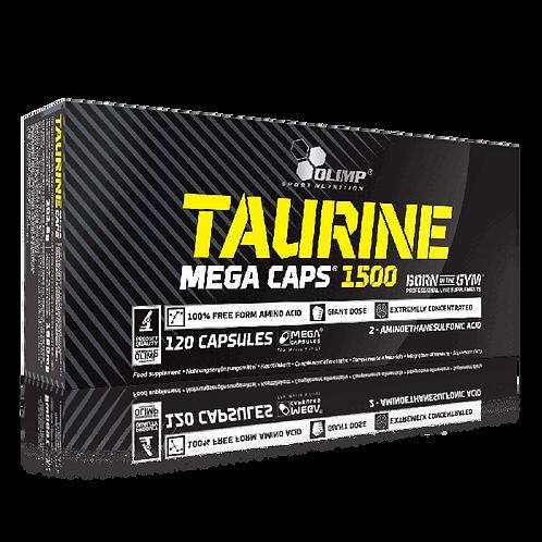 OLIMP Taurine Mega Caps 1500мг 120капс