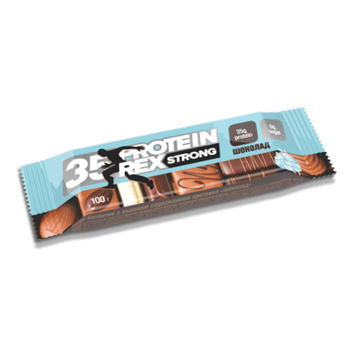 ProteinRex батончик «Шоколад» (35% протеина) 100гр