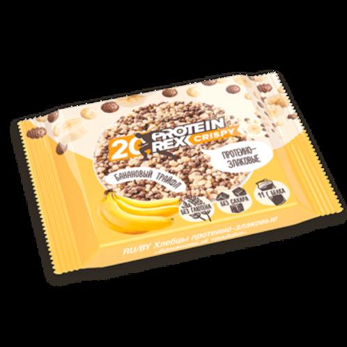 ProteinRex crispy «Банановый трайфл» (20% протеина)55гр
