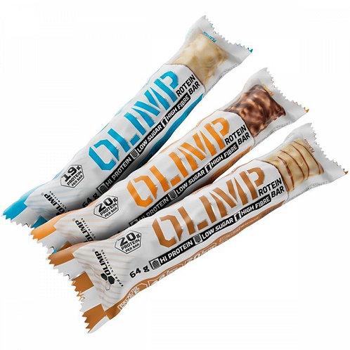 OLIMP батончик Protein Bar 64г 2 вкуса