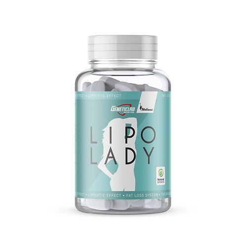 GeneticLab Lipo Lady 120капс.
