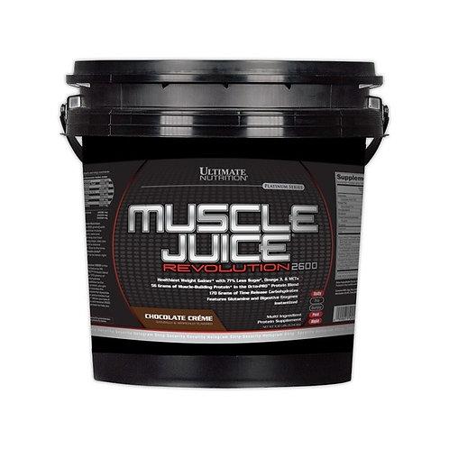 Ultimate Nutrition Muscle Juice Revolution гейнер 5040г