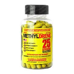 Cloma Pharma Methyldrene жиросжигатель 100капс