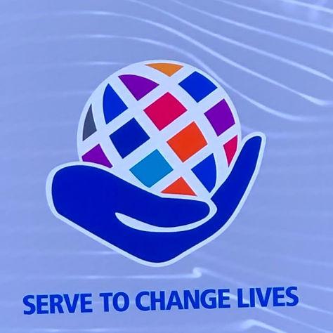 serve to change  lives