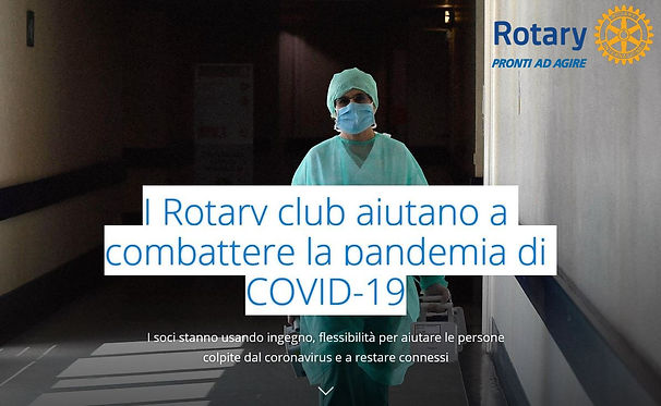 Covid 19 Rotary