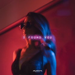 Cover - I Found You - Martin Brothers.pn