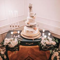 Miami Weddings, Club of Knights, Miami Dessert Table