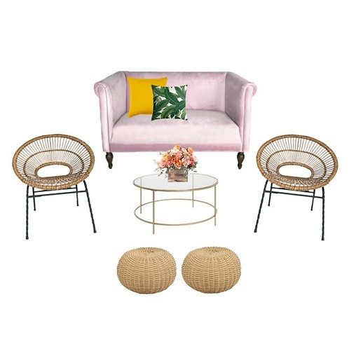 THE PALMS lounge