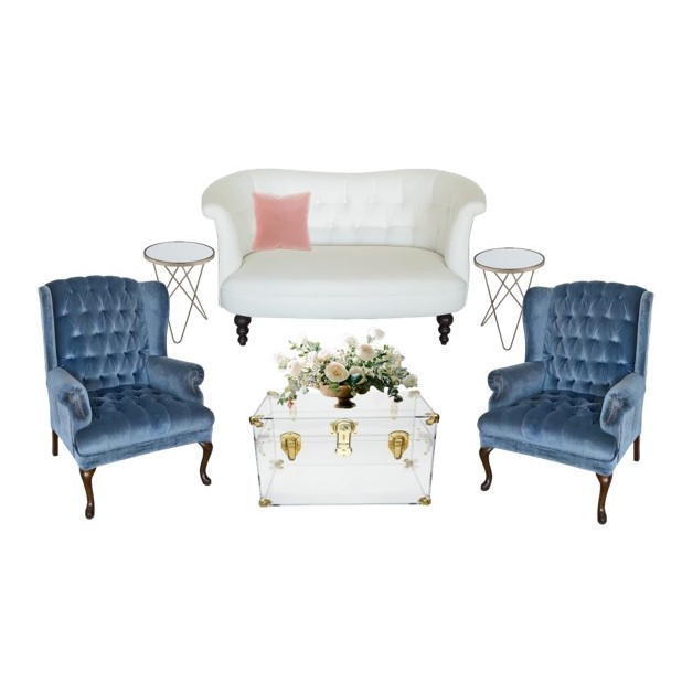 Miami Wedding Furniture Rentals  | Mi Vi