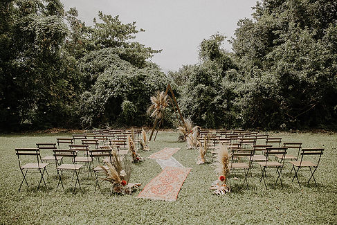 Miami Boho weddings