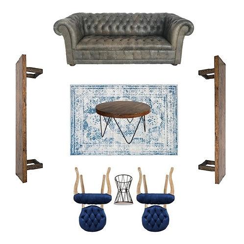 CABIN BLUES lounge