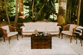 Vintage wedding rentals Homestead
