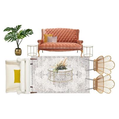 Miami Wedding Tropical Lounge Furniture | Mi Vintage