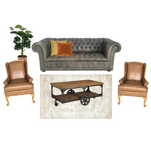 RUST & DUST lounge