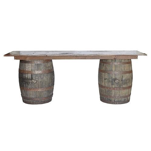 OAT duo barrel bar