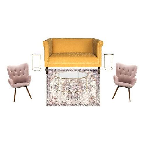 SPRING SHERBERT lounge