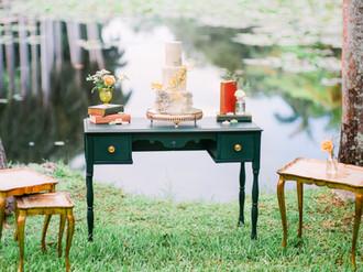 Wedding dessert table rentals Miami