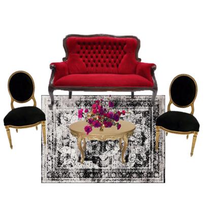 Miami Event Lounge Furniture Rentals, Mi