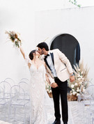 Miami modern boho weddings