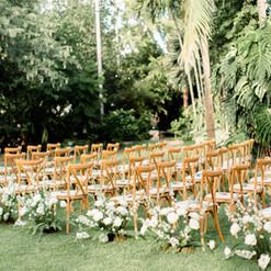 Miami wedding venues, Miami Farm tables, Miami table and chairs
