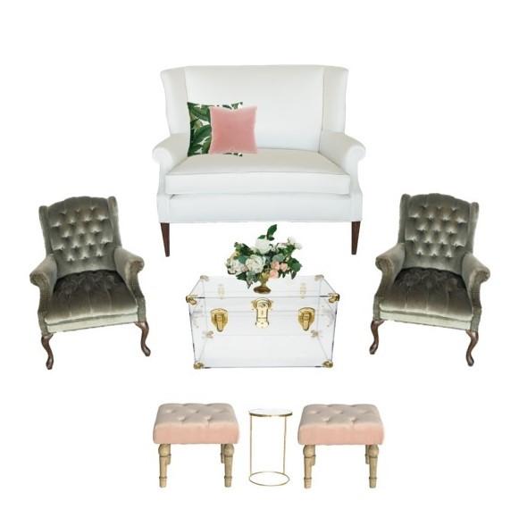 Miami Wedding Furniture Rentals  | Mi Vi