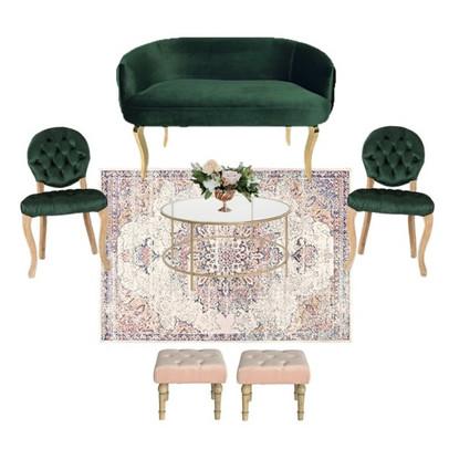 Miami Event Lounge Furniture Rentals | Mi Vintage