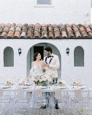 Modern Wedding Rentals