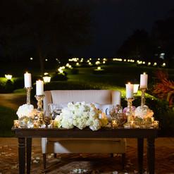 Thalatta wedding decor
