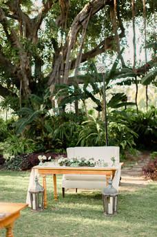 Miami Beach Botanical Gardens, Miami Wedding Rentals, Miami Wedding Rental Decor