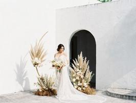 Modern vintage wedding rentals miami
