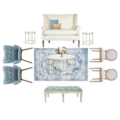 Miami Wedding and Lounge Furniture Rental | Mi Vintage