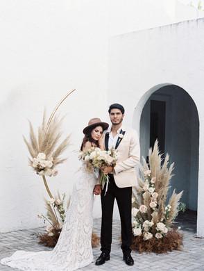 Miami Boho Bride