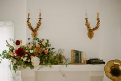Vintage wedding rentals