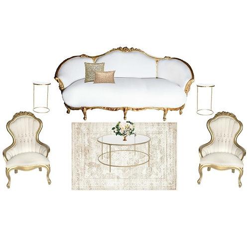 GOLDEN GLAMOUR lounge