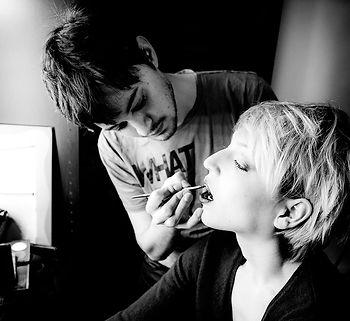 David Barral Makeup Artist Maquilleur