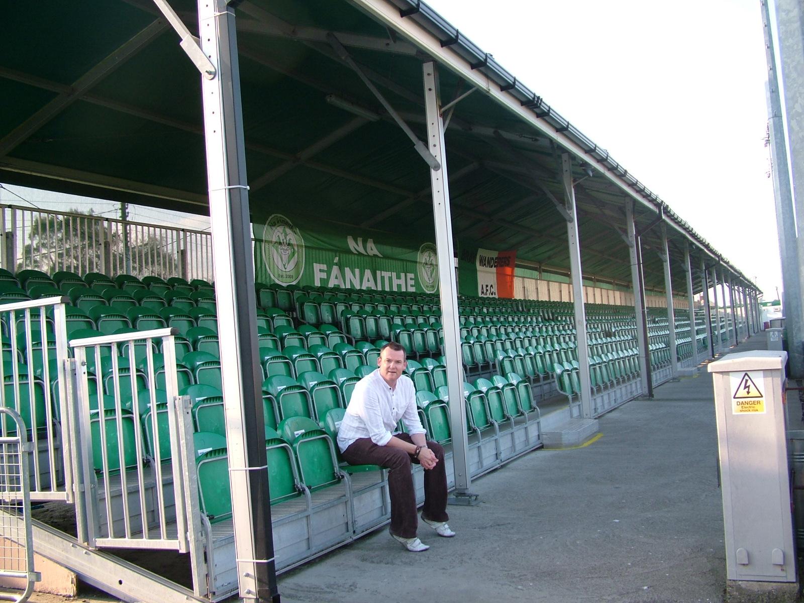 Carlisle Grounds - Bray Wanderers