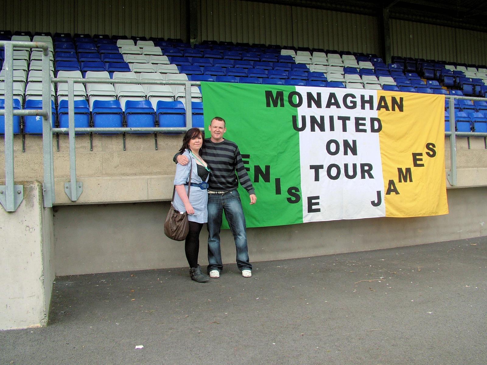 Gortakeegan - Monaghan United