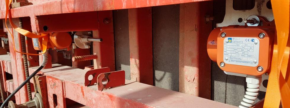External Electric Formwork Vibrators
