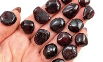 Red Garnet Pebbles