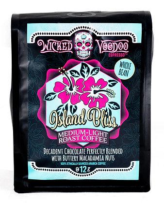 Coffee Island Bliss Whole Bean 12 oz