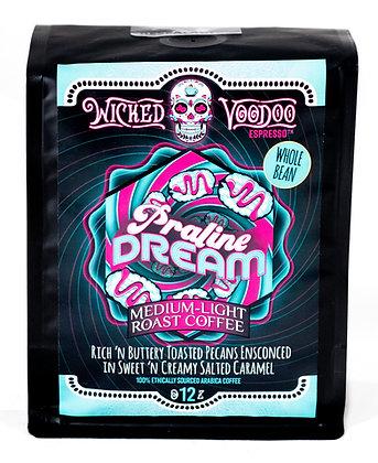 Coffee Praline Dream French Press Ground 12 oz