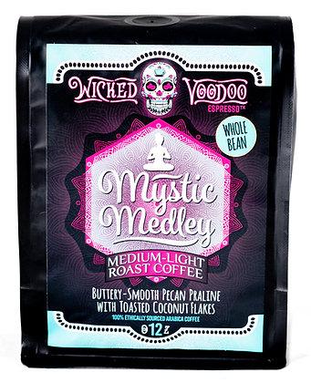 Coffee Mystic Medley Whole Bean 12 oz