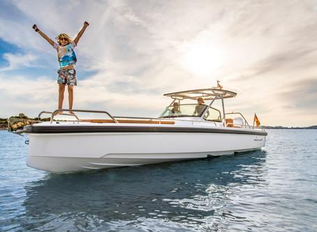 Neues Fahrschulboot und neue Termine für SBF Kurse 2018