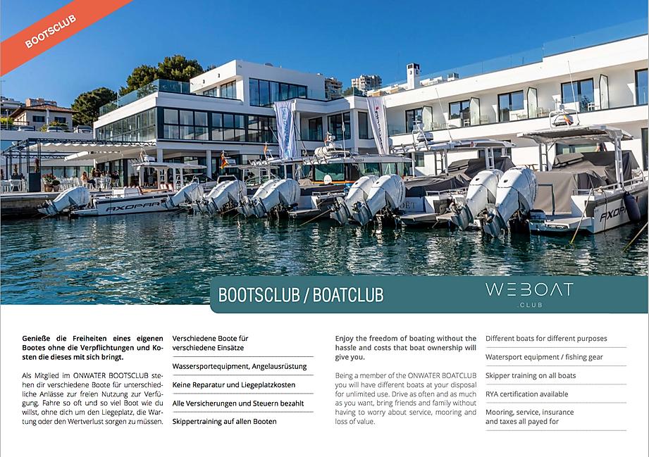 Boatclub/WeBoat.club